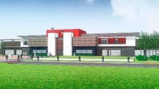 Moston stadium plans