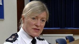 Chief Constable Sara Thornton