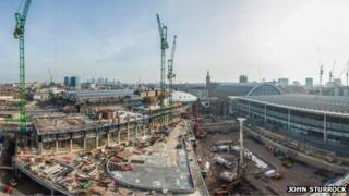 King's Cross redevelopment