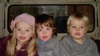 The Humphreys children
