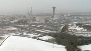 Sellafield nuclear site