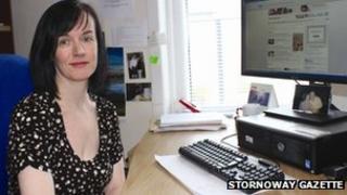 Editor Melinda Gillen
