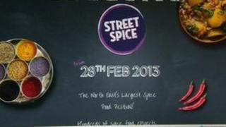 Street Spice poster