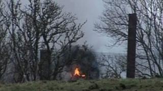 The Nantyglo fire
