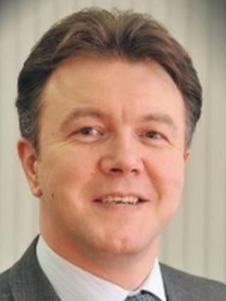 Councillor Gary Womersley
