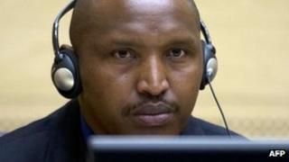 Bosco Ntaganda in court