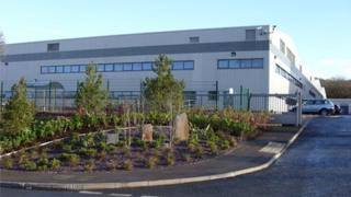 Seda UK factory at Blackwood, south Wales