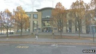 The Scotsman building