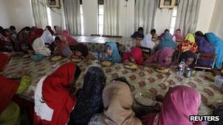 School for visually impaired students in Rawalpindi