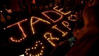 Vigil for Jade
