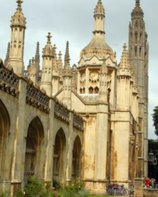 King's College and chapel