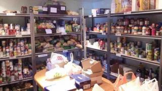 Liskeard and Looe Food Bank