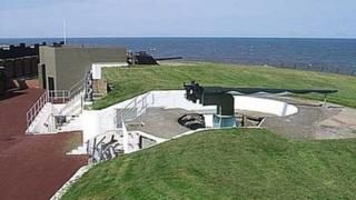 Heugh Gun Battery