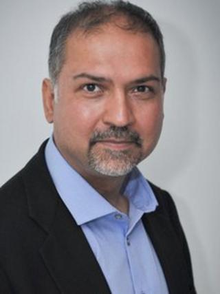 Dr Rajesh Parkash
