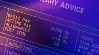 Salary advice