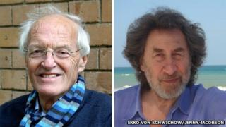 Michael Frayn and Howard Jacobson