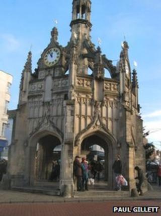 Market Cross, Chichester