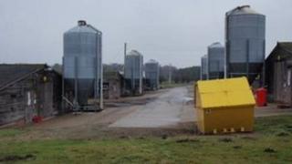 Heale Farm in Kirkby on Bain