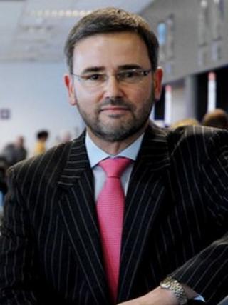 Jon Horne left Cardiff Airport in 2007