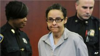 Yoselyn Ortega appears in court New York 8 March 2013