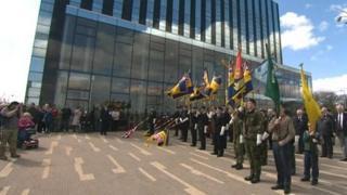 Parade to honour L/Corp James Ashworth