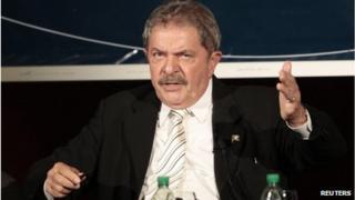 Former President Lula (5 April 2013)
