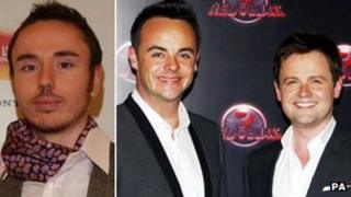 Duke Dumont and Ant and Dec