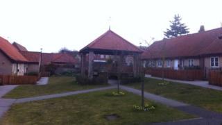 Almshouses in Coddenham