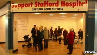 Support Stafford Hospital shop