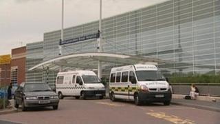 Worcester Royal hospital