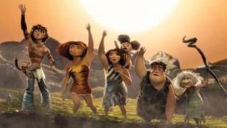 Promotional picture from The Croods