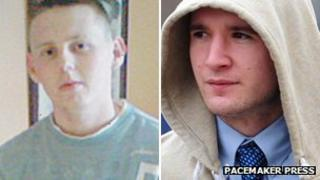 Christopher Francis Kerr and Aaron Cavana Wallace pleaded guilty
