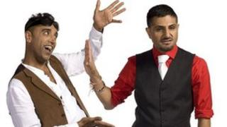 Asian Network's Raj and Pablo
