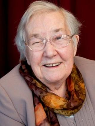 Dr Elaine Morgan