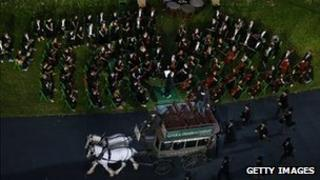 LSO On Track at the London 2012 opening ceremony