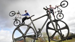 Mountain bike world cup launch
