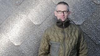 Chris Ricketts Cyfarwyddwr Sherman Cymru