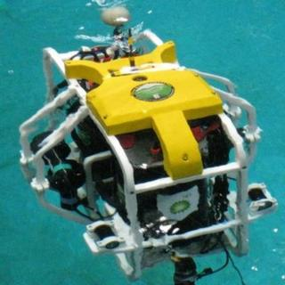 Nessie 4, a coral repairing robot