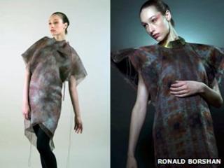 Smart fabric from Concordia University