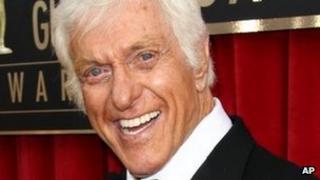 Dick Van Dyke, at the Screen Actors Guild Awards in January