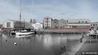 Whisstocks boatyard