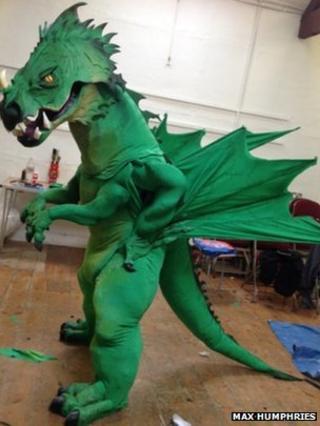 Dover Dragon