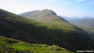 Carn a' Mhaim North Ridge, Aberdeenshire