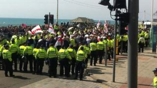 March for England 2013