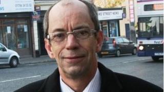 Colin Lambert