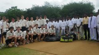 Cockermouth School tour to Sri Lanka