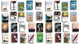 World Book Night books
