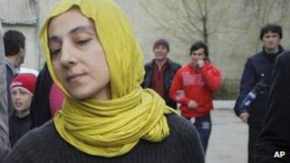 Zubeidat Tsarnaev in Dagestan (23 April 2013)