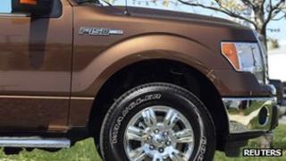 Ford F-series pickup truck