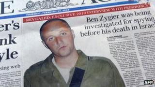 Australian newspaper identifies Prisoner X as Ben Zygier and makes Israeli espionage claims